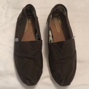 TOMS - Brown - Size 8.5M